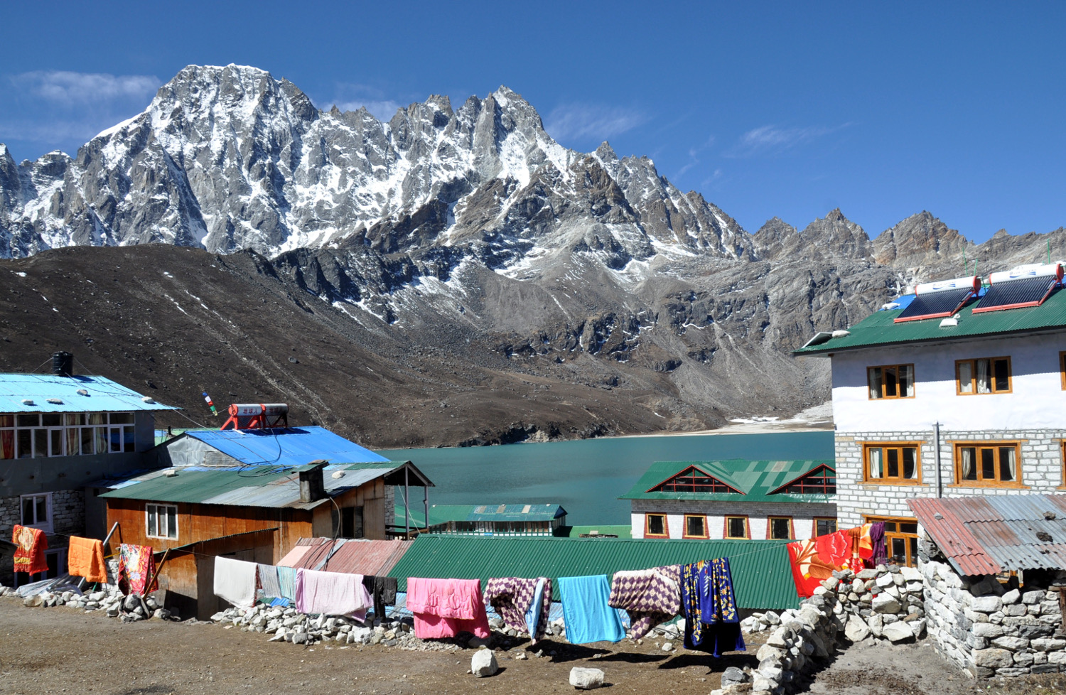 Gokyo Perfect Everest Base Camp Trekking Itinerary