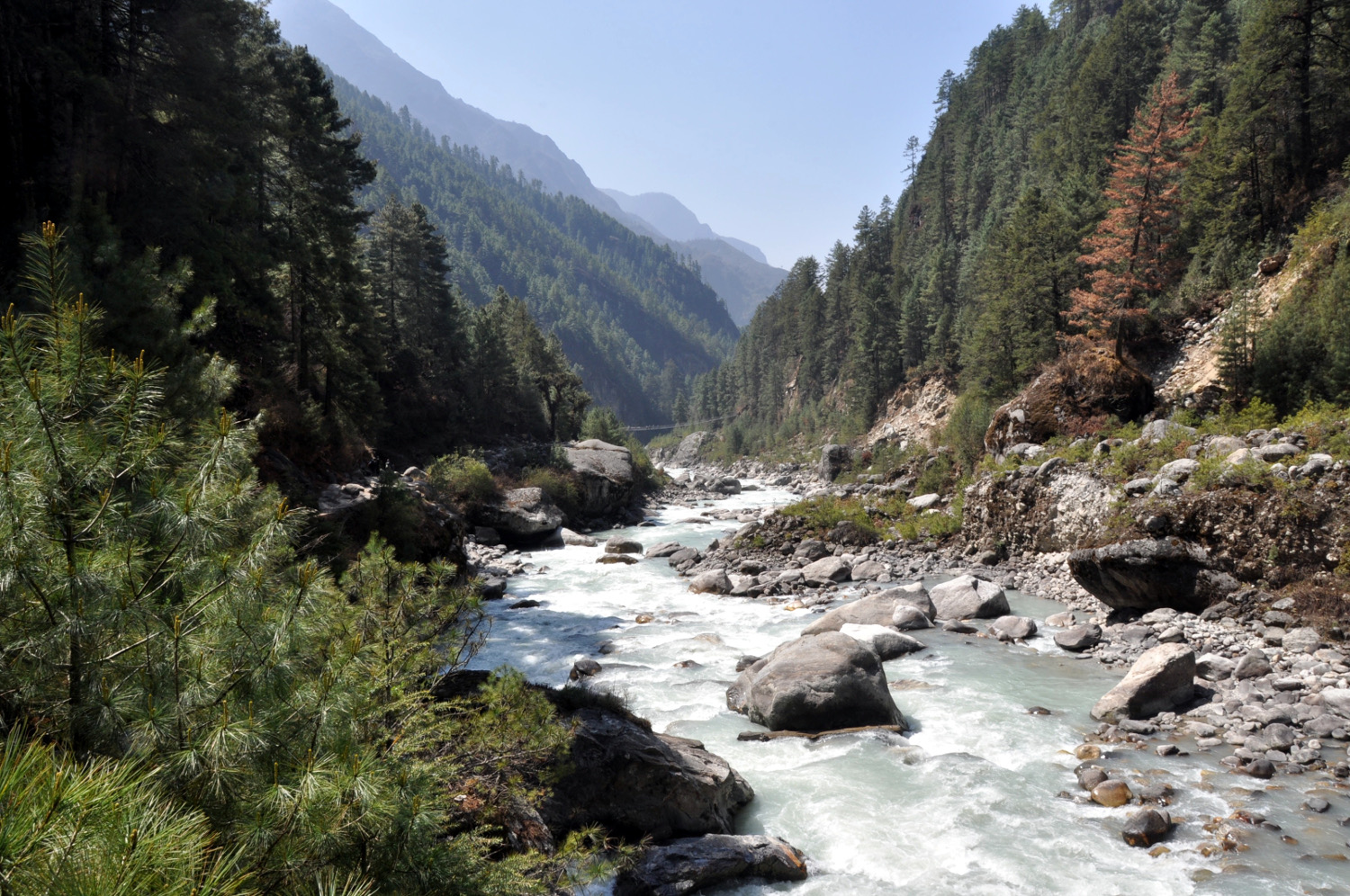 River Perfect Everest Base Camp Trekking Itinerary