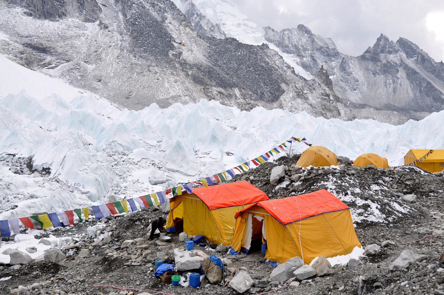 Tents Complete Everest Base Camp Packing List