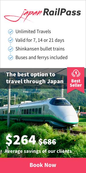 JRail Pass Train Japan
