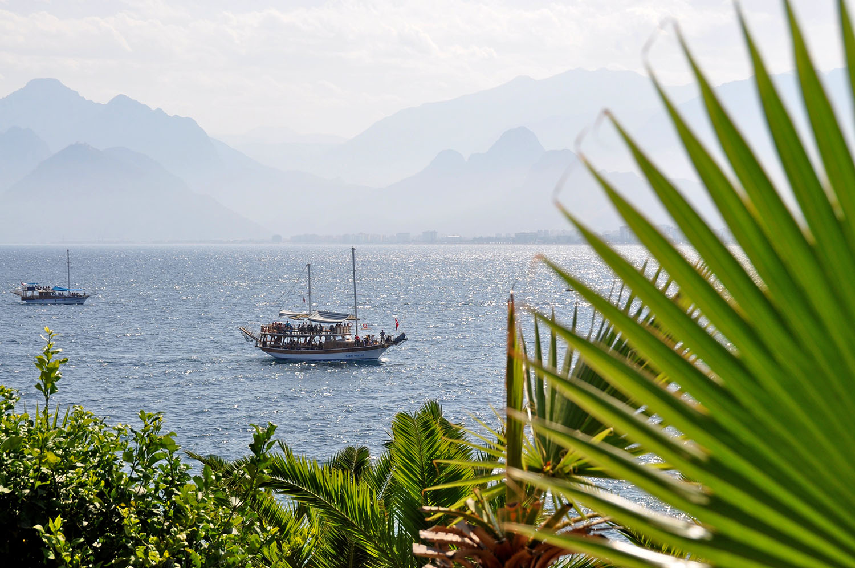 Antalya, Turkey harbor