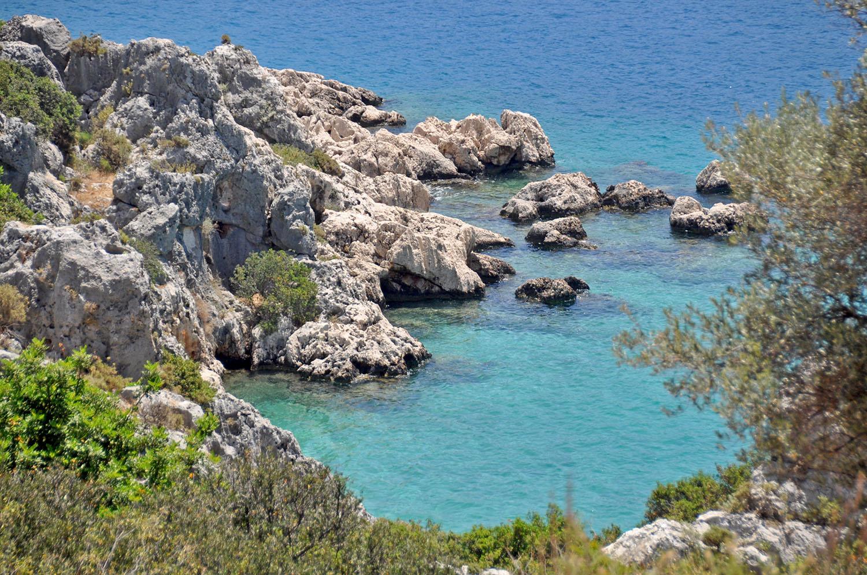 Turquoise waters Kas, Turkey