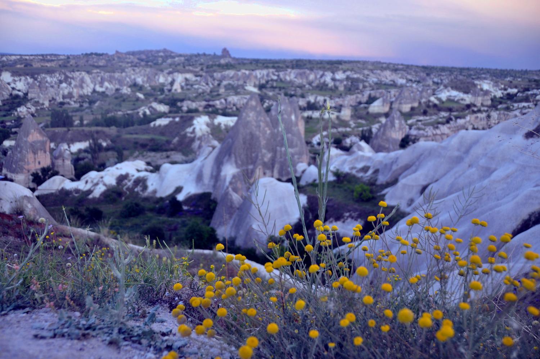Cappadocia sunset Turkey