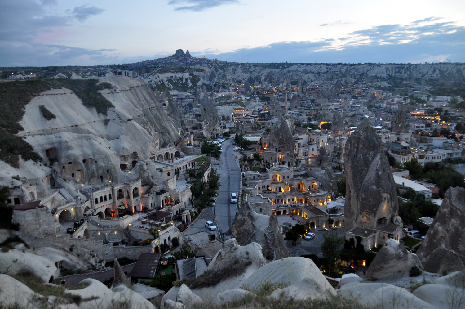 Göreme is something out of a fairy tale!