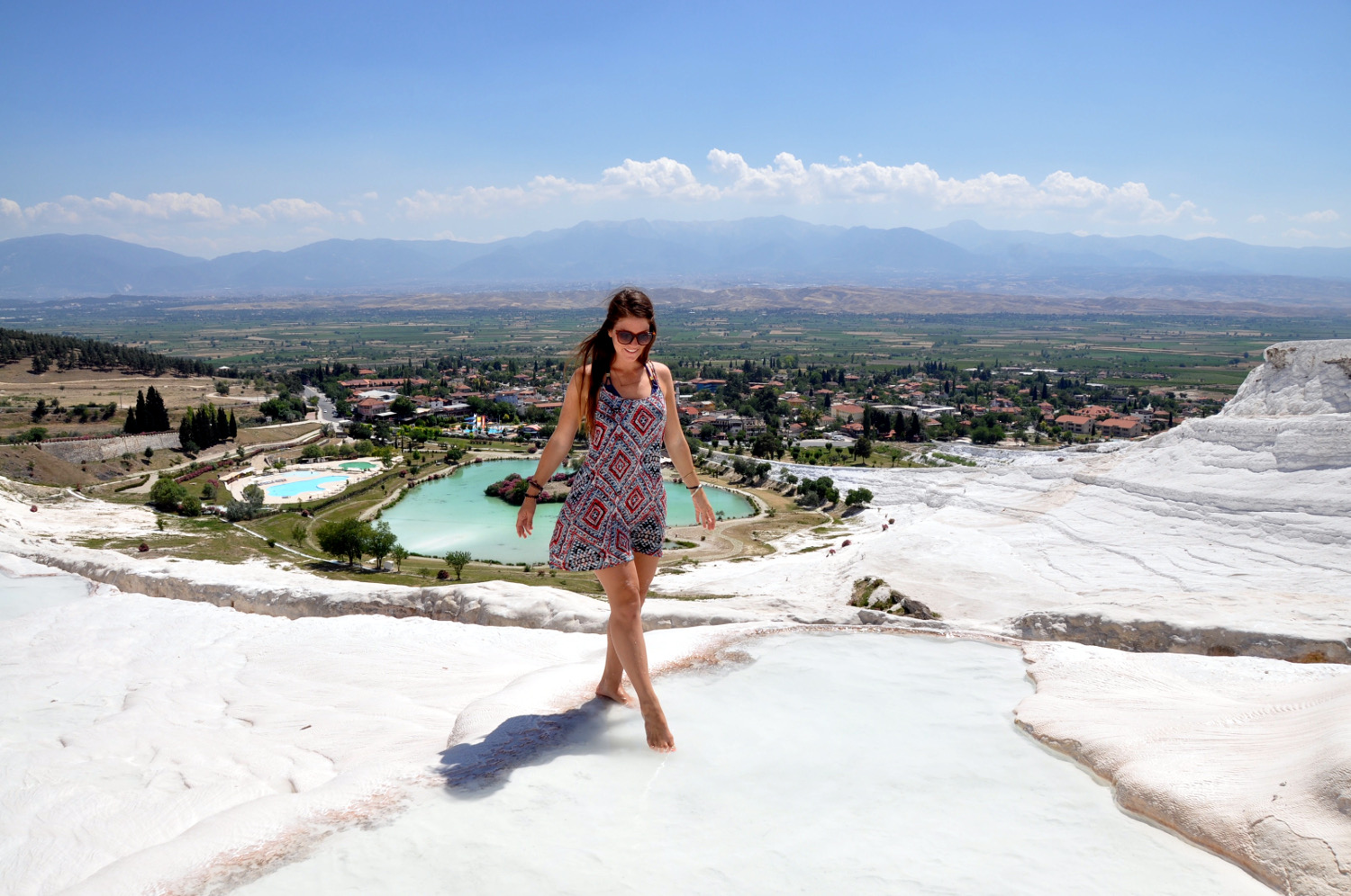 Pamukkale Hot Springs Turkey Bucket List