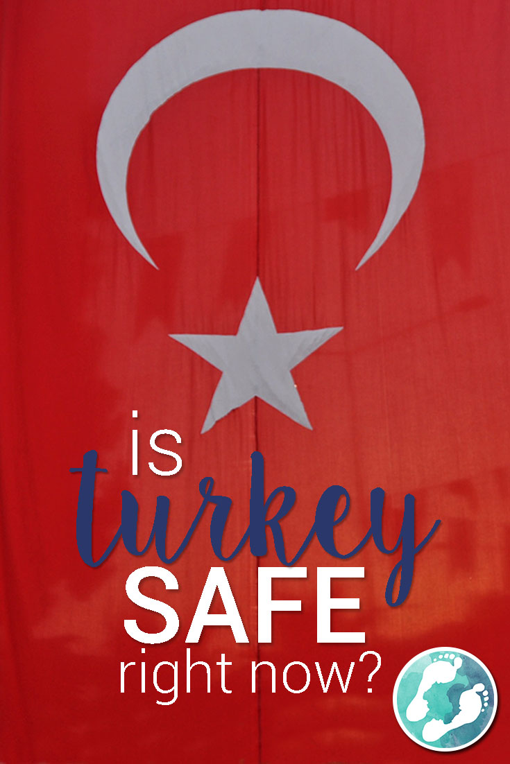 Is it Safe to Travel in Turkey right now