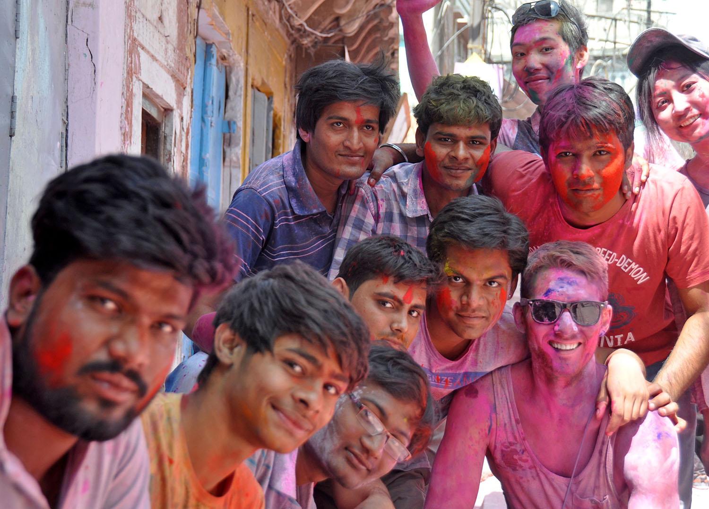 Holi Hai Best Cultural Experiences