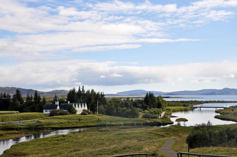 Thingvellir Iceland Golden Circle