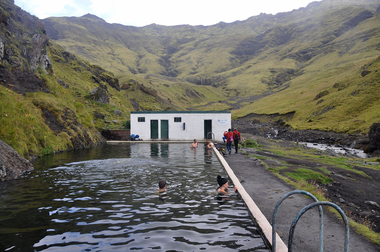 Seljacallalaug Local Swimming Pool Iceland