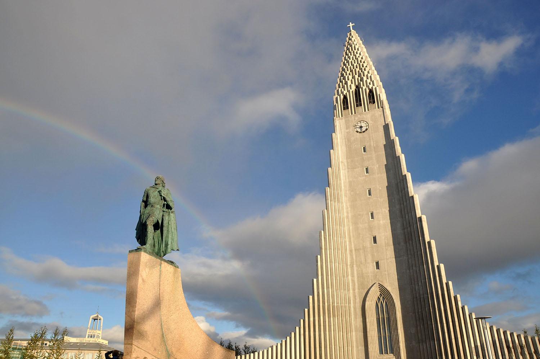 Hallgrímskirkja Lutheran Church Reykjavik