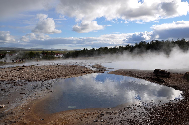 Geysir Iceland Golden Circle