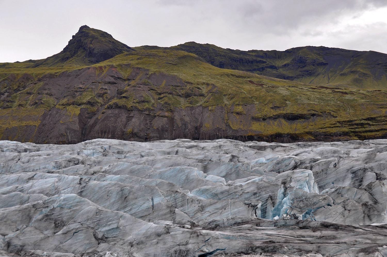 Svinafellsjökull Glacier Iceland