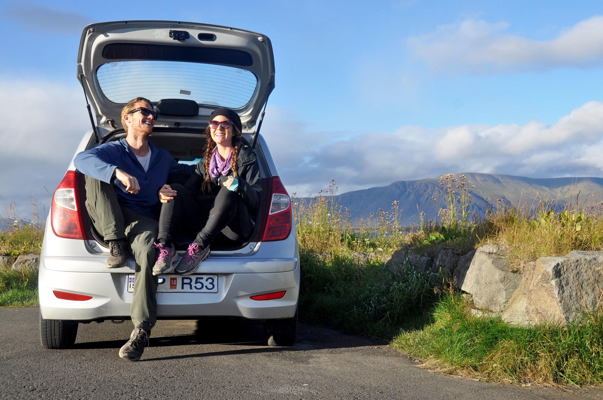 SADCars Rental Car Iceland