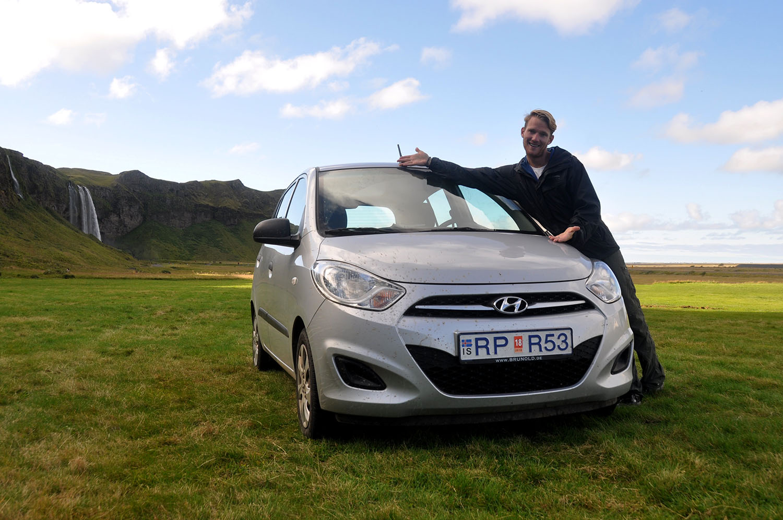 Rental Car Iceland Budget Tips