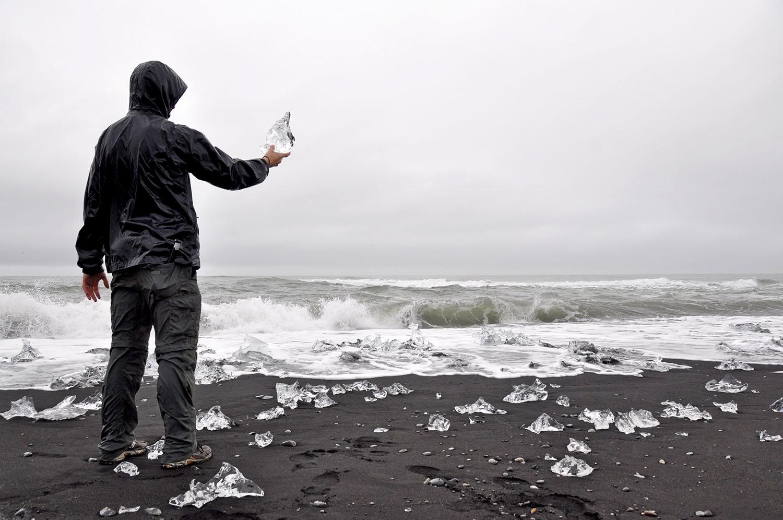 Glacier Beach Iceland Budget Tips