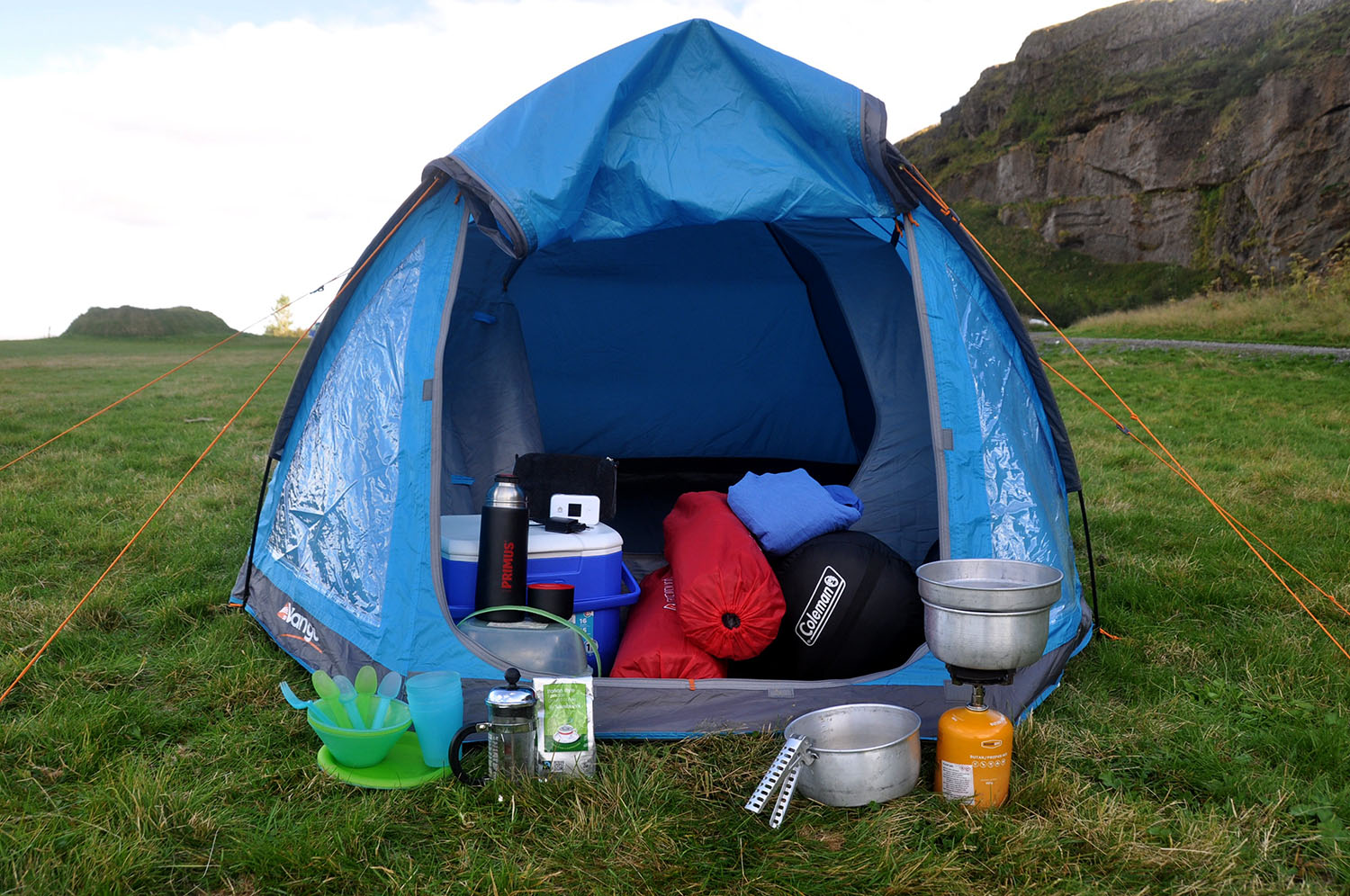 Gear Iceland Camping Equipment
