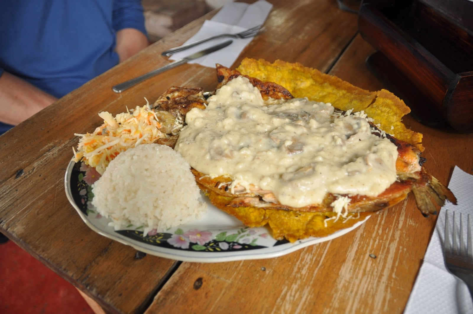 Trucha Trout Meal Fish Salento Colombia