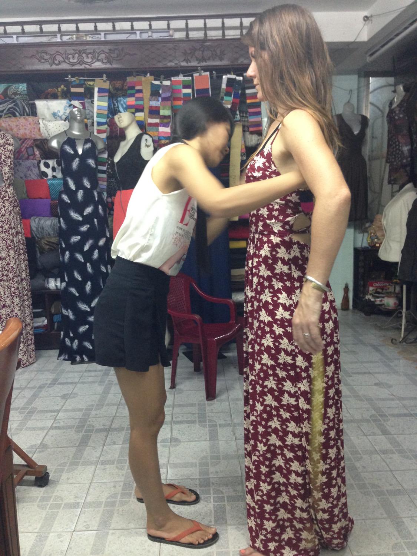 Tailor Custom made Suit Hoi An Vietnam