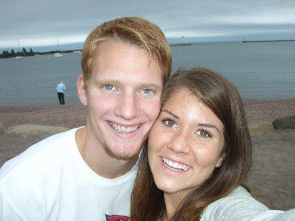 Katie and Ben's Chin Beard