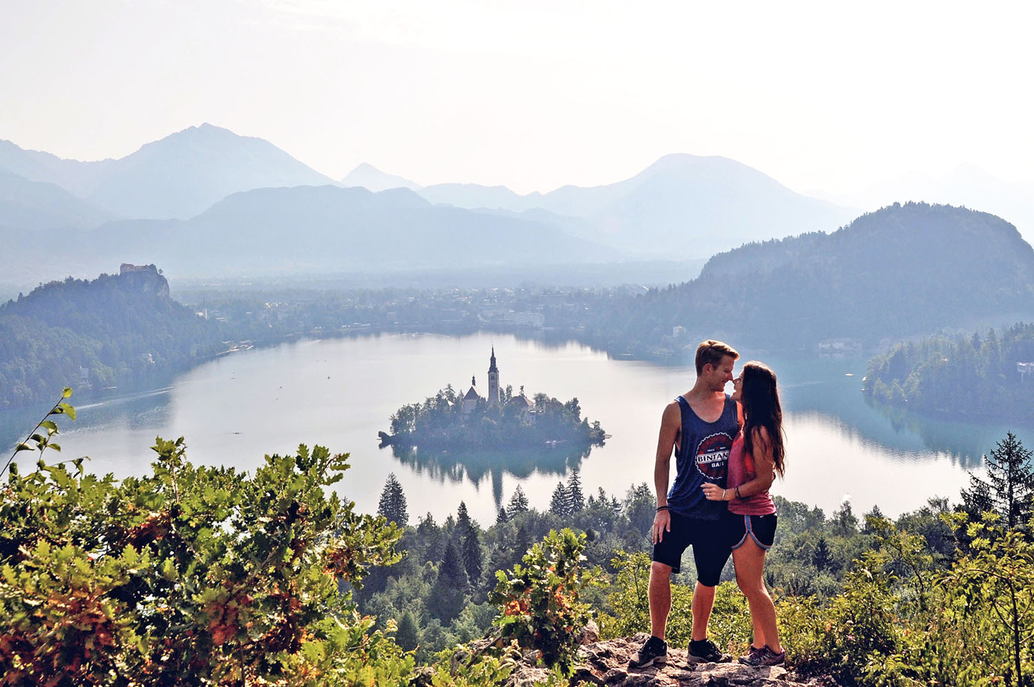 Lake Bled Romantic Getaway