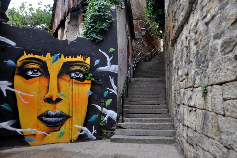 Zagreb Croatia Street Art Eastern Europe Highlights