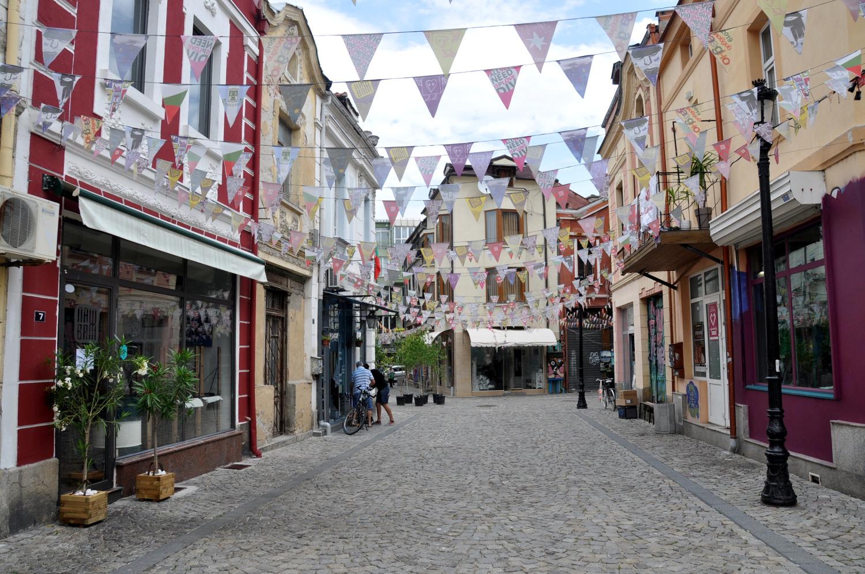 Plovdiv Bulgaria visit Eastern Europe