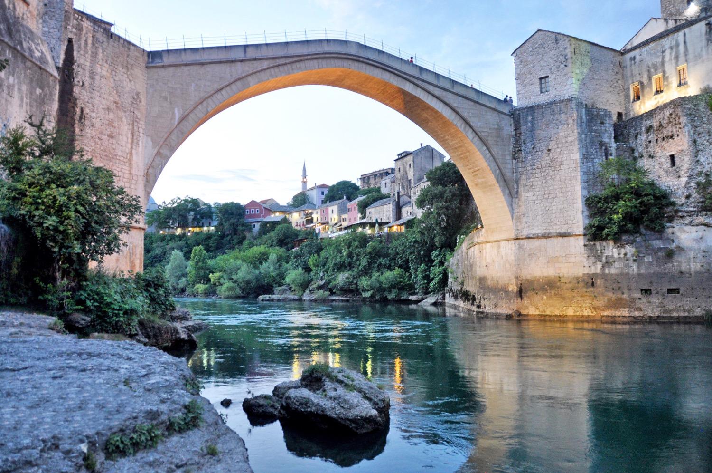Visit Eastern Europe Mostar Bosnia