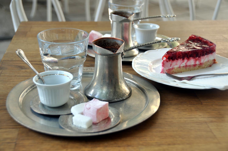 Visit Eastern Europe Bosnian coffee