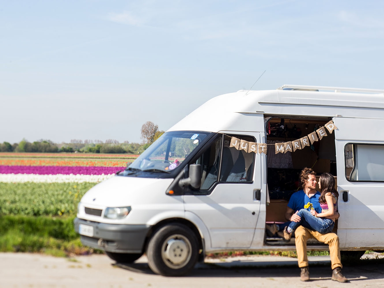 Campervan Experts Mr and Mrs Adventure