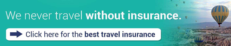 Travel Insurance Hot Air Balloon