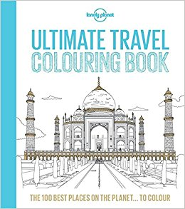 Lonely Planet Coloring Book