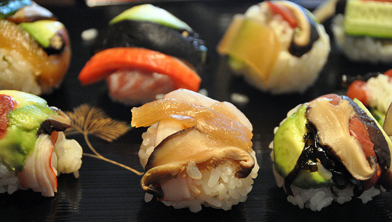 Sushi Cooking Sun School