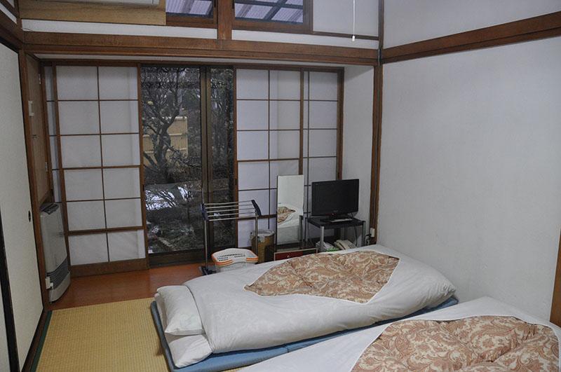 Fuji-Hakone Guest House Japan Ryokan