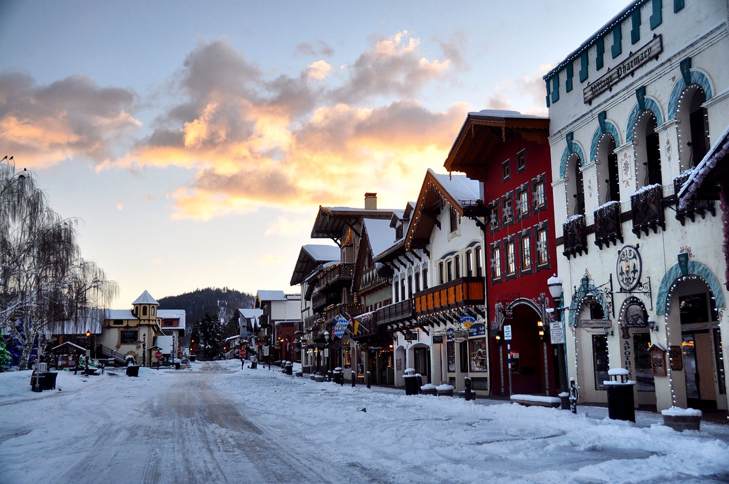 German Christmas Village Washington State.Leavenworth Washington Local Guide With Best Things To Do