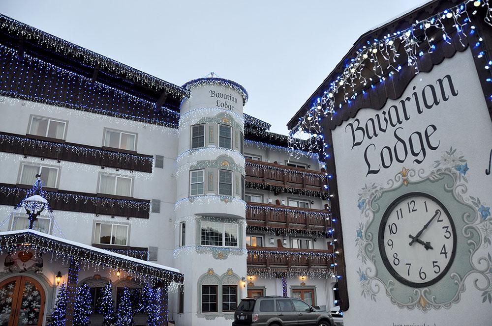 Leavenworth Hotels Bavarian Lodge