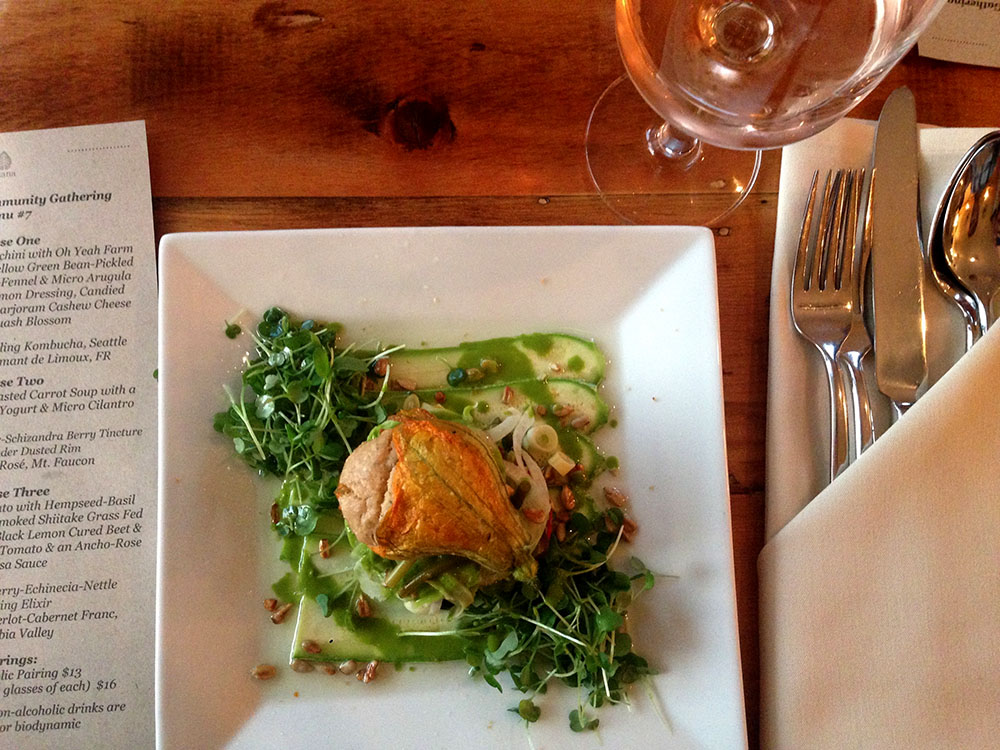 Mana Restaurant Leavenworth