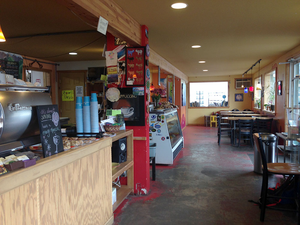 Good Mood Food Cafe Leavenworth