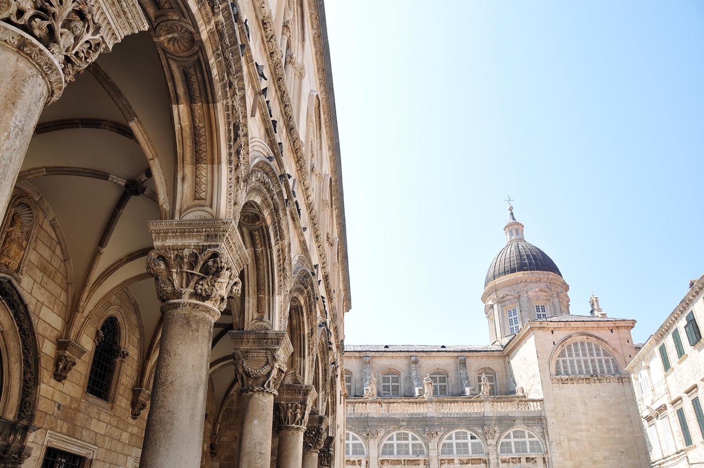 Architecture Dubrovnik Croatia Travel