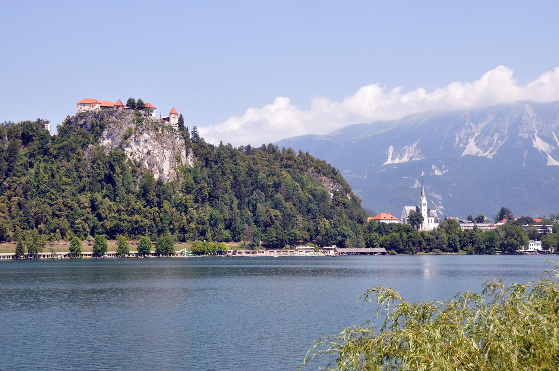 Bled Castle Lake Bled Slovenia Travel