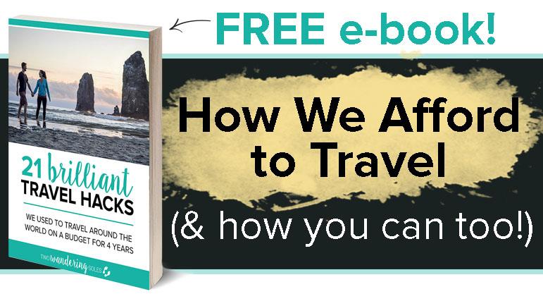 21 Brilliant Travel Hacks EBook
