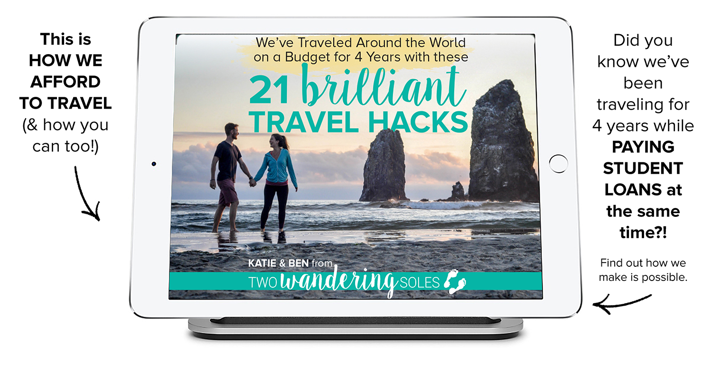 21 Brilliant Budget Travel Hacks on your iPad