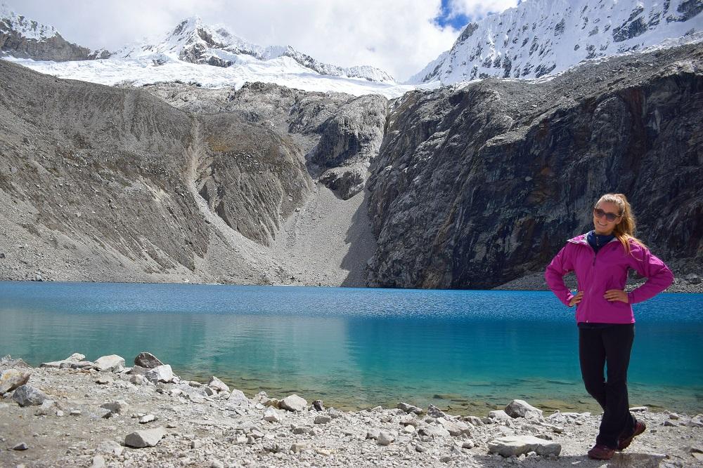 Cordillera Blanca Peru Laguna 69 Hike