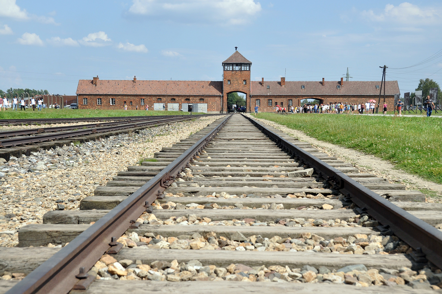 Poland Travel Guide Auschwitz Concentration Camp Railroad