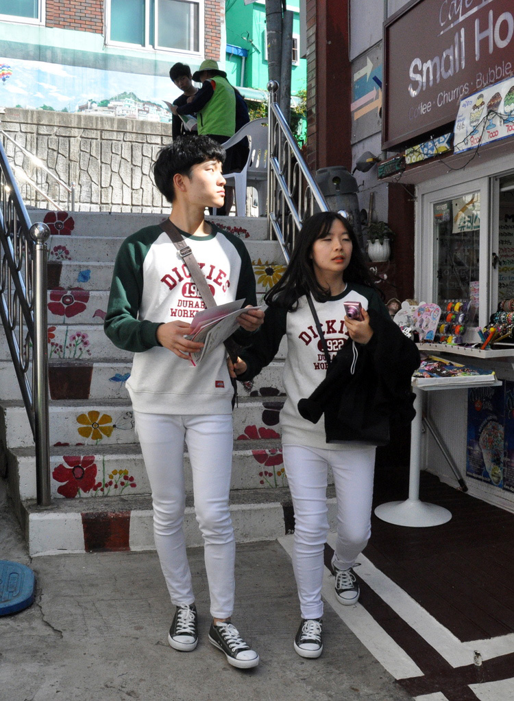 Korean Couples Matching clothes