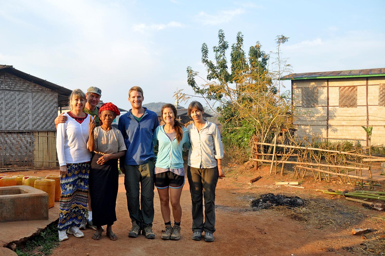 Kalaw to Inle Lake Myanmar Trek