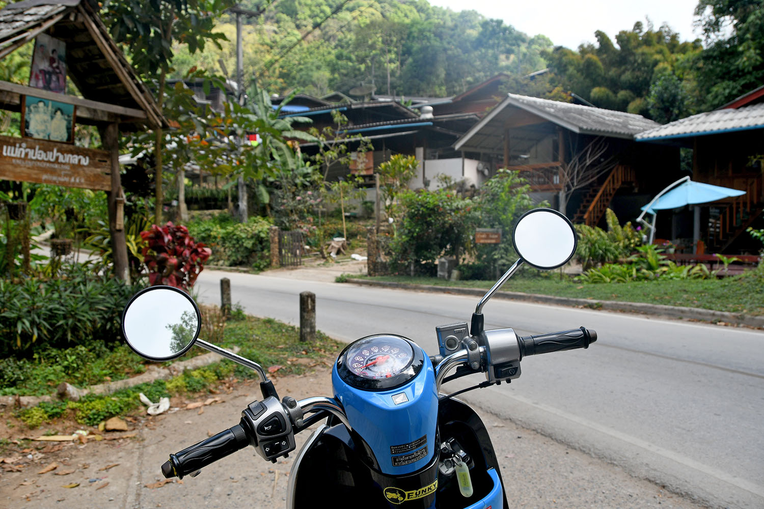 Off the beaten Path Day Trip from Chiang Mai Thailand