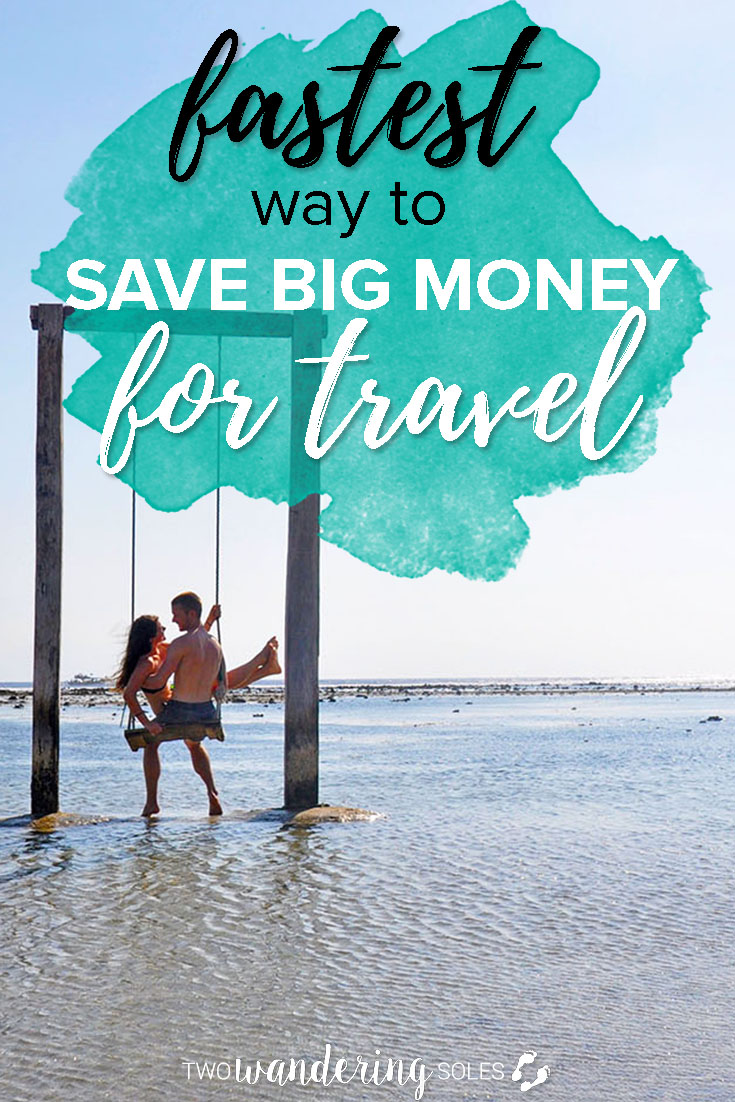 Simples Ways to Save Money for Travel