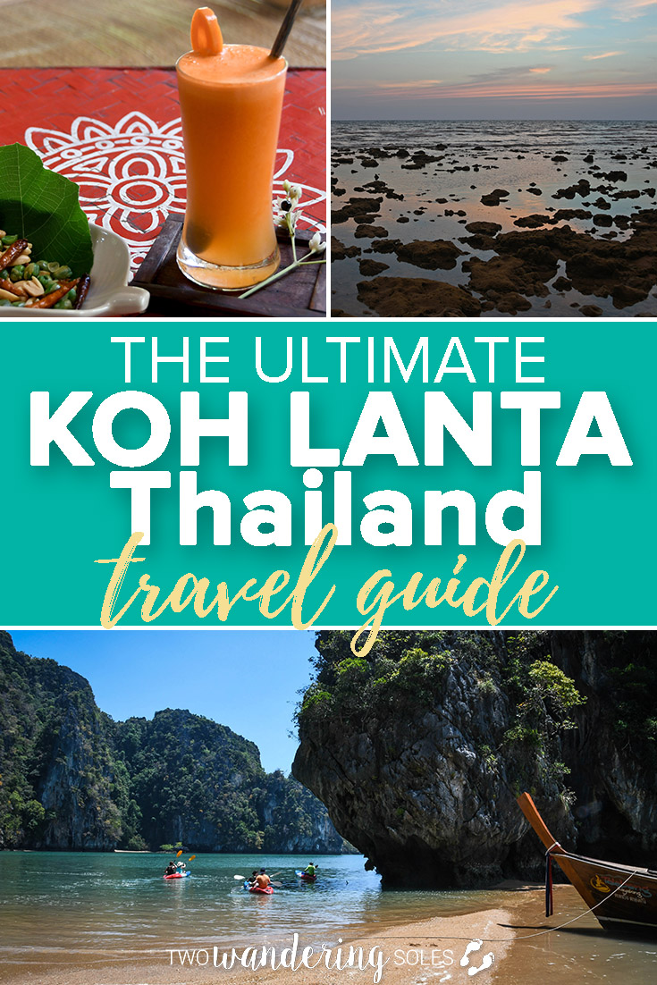 The Ultimate Koh Lanta Travel Guide