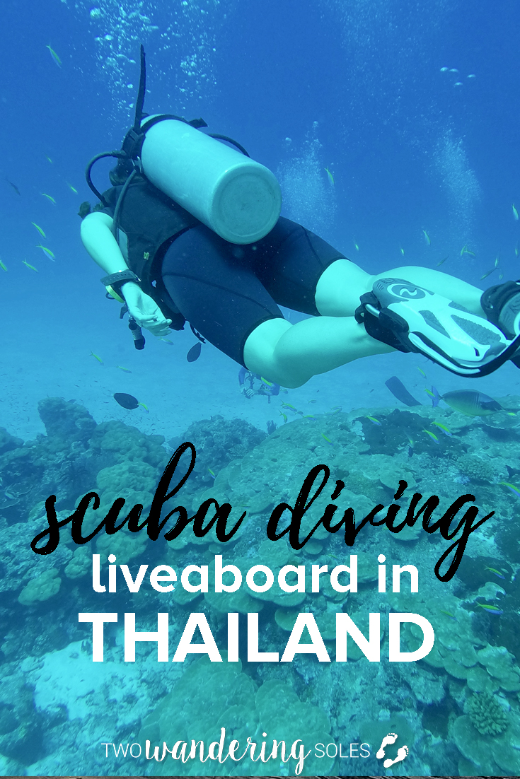 3-Day Similan Islands Liveaboard Scuba Diving Trip Thailand