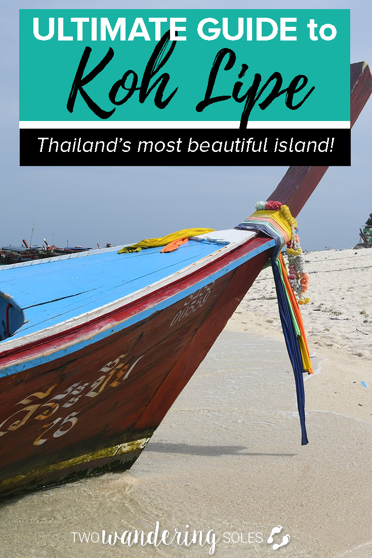 Ultimate Guide to Koh Lipe Thailand's Most Beautiful Island